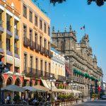 centro historico de Puebla